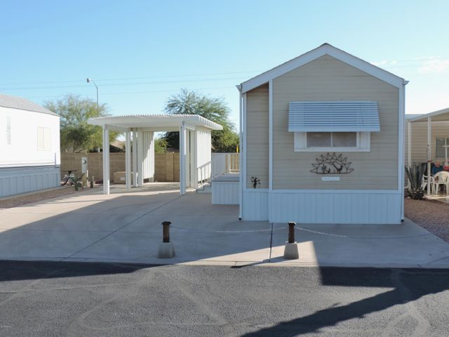 Happy Trails Resort - Move in Ready Park Model