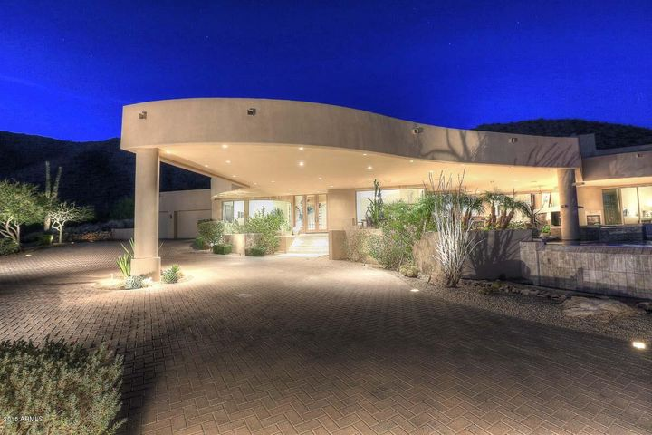 11700 E DESERT TRAIL Road, Scottsdale, AZ 85259