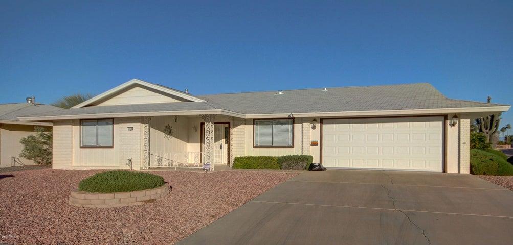 11104 W GAYTIME Court, Sun City, AZ 85351