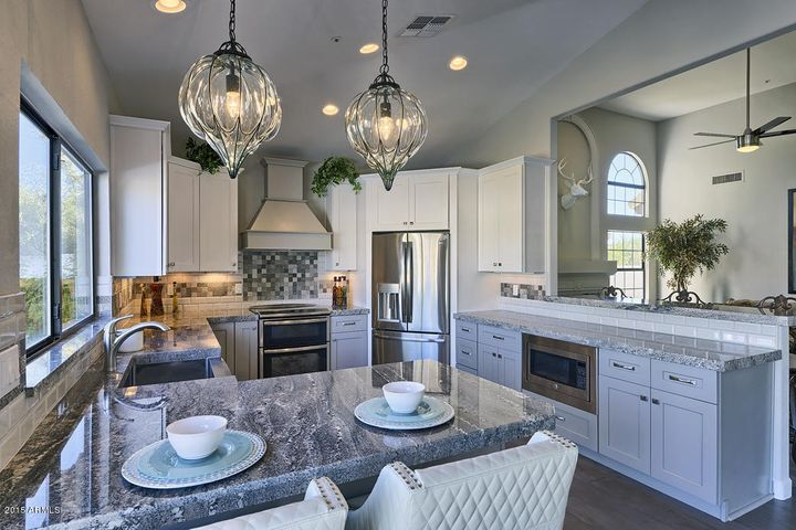 Just Completely Renovated High End Kitchen!
