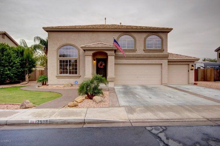 12509 W SUNNYSIDE Drive, El Mirage, AZ 85335