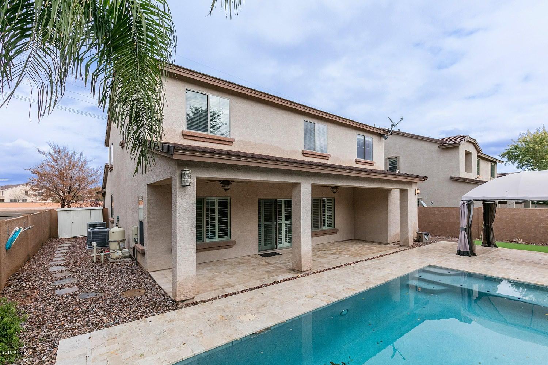 4169 E VAUGHN Avenue, Gilbert, AZ 85234