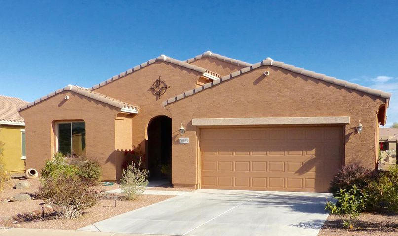 20105 N Laguna Way - a waterfront home in Maricopa AZ
