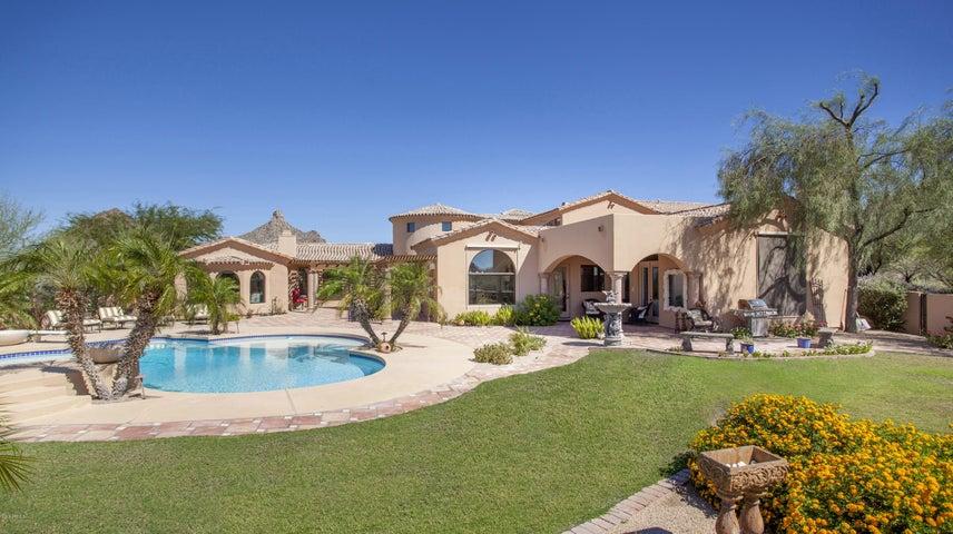 10160 E Whispering Wind Drive, Scottsdale, AZ 85255
