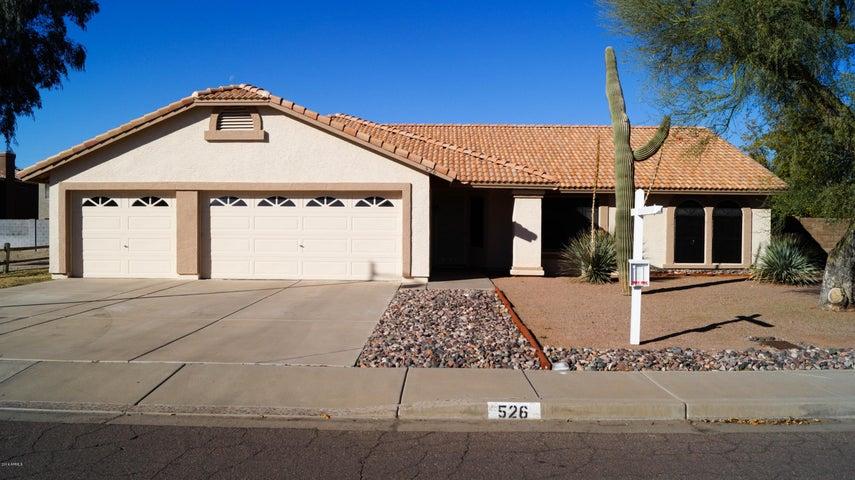 526 S JACOB Street, Gilbert, AZ 85296
