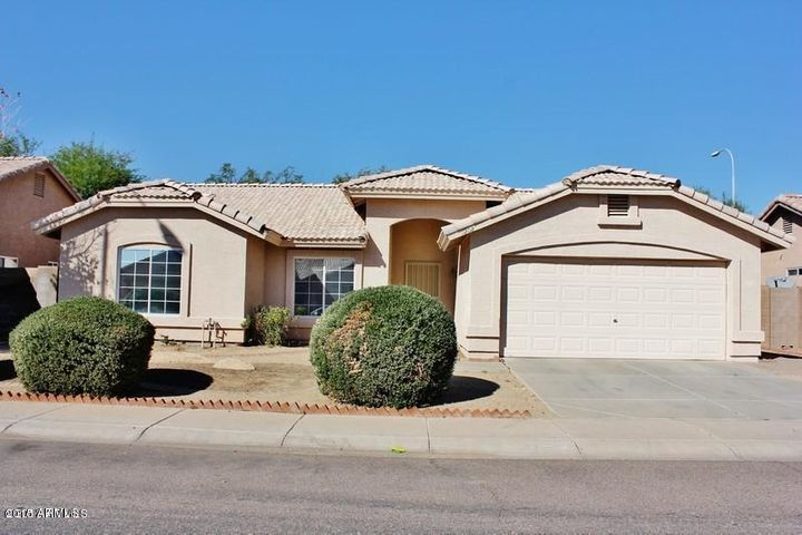 1202 S BRIDGER Drive, Chandler, AZ 85286
