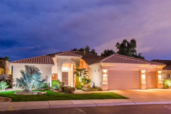 Stately Lake Serena Estate Home situated with a gated community . No home on the market in this neighborhood for over one year!