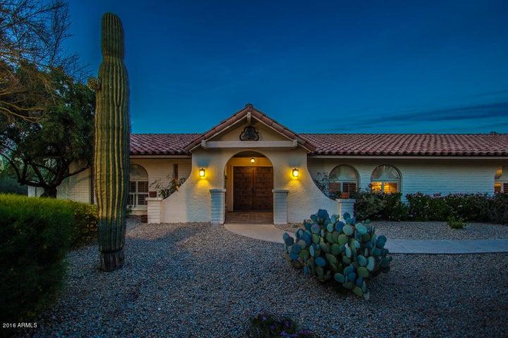 8702 E Via Montoya, Scottsdale, AZ 85255