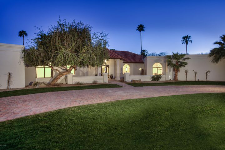 5801 E Berneil Lane, Paradise Valley, AZ 85253