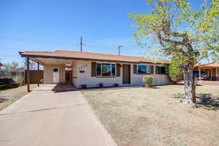 1232 N 66th Street, Scottsdale, AZ 85257