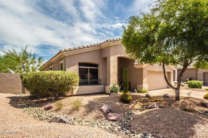 Desert Ridge Cul-De-Sac Lot home for sale, Phoenix Arizona