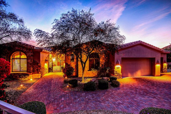 11809 E DESERT TRAIL Road, Scottsdale, AZ 85259