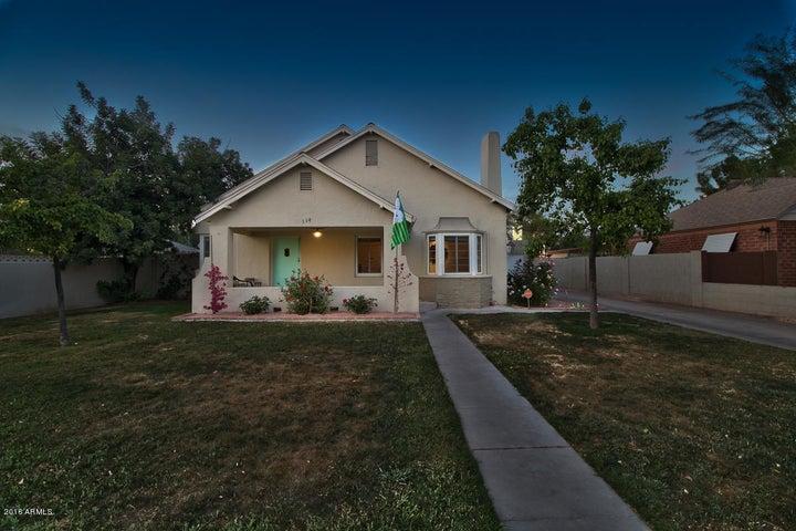 114 W WINDSOR Avenue, Phoenix, AZ 85003