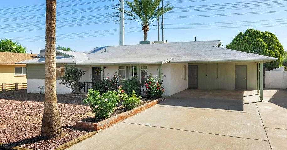 2549 N 66TH Street, Scottsdale, AZ 85257