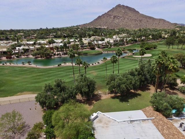 Views of Camelback Mountain