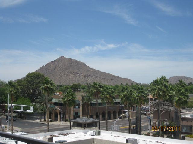Great Camelback Mountain Views
