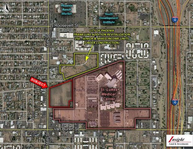 417 N 16TH Street, -, Phoenix, AZ 85006