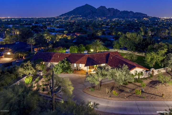 7015 N HILLSIDE Drive, Paradise Valley, AZ 85253