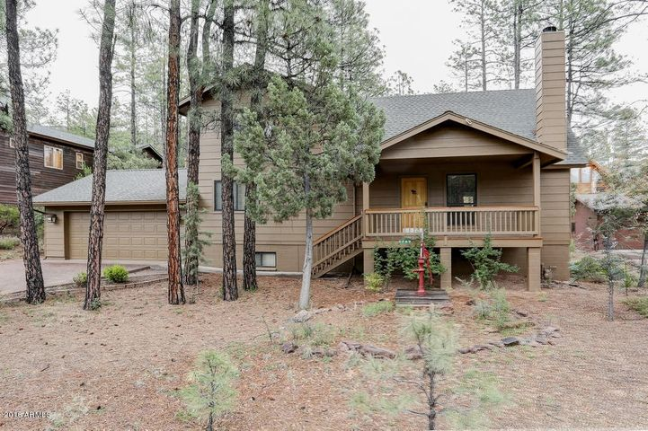 3743 N Whispering Pines Road, Pine, AZ 85544