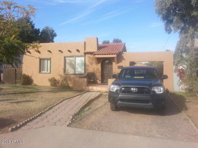 1916 W PALM Lane, Phoenix, AZ 85009