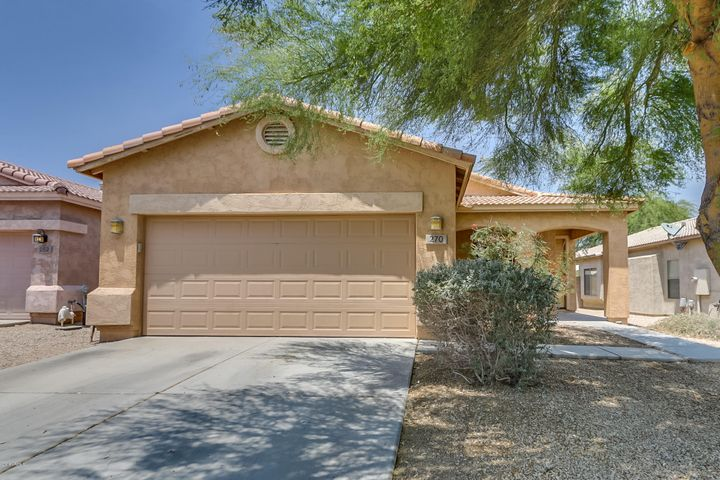 270 E SHAWNEE Road, San Tan Valley, AZ 85143