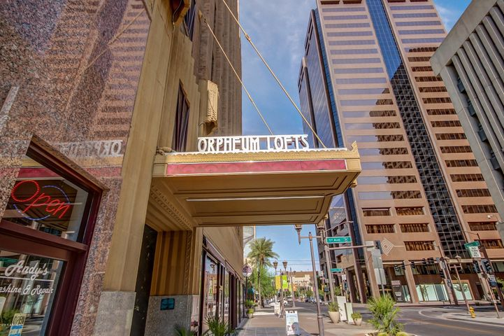 114 W ADAMS Street, 1001, Phoenix, AZ 85003