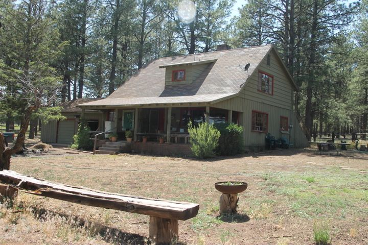 581 Cooper Ranch Road, Williams, AZ 86046