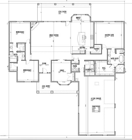 NEW 4 BED, 2.5 BATHS WITH 3025 SQ FT.