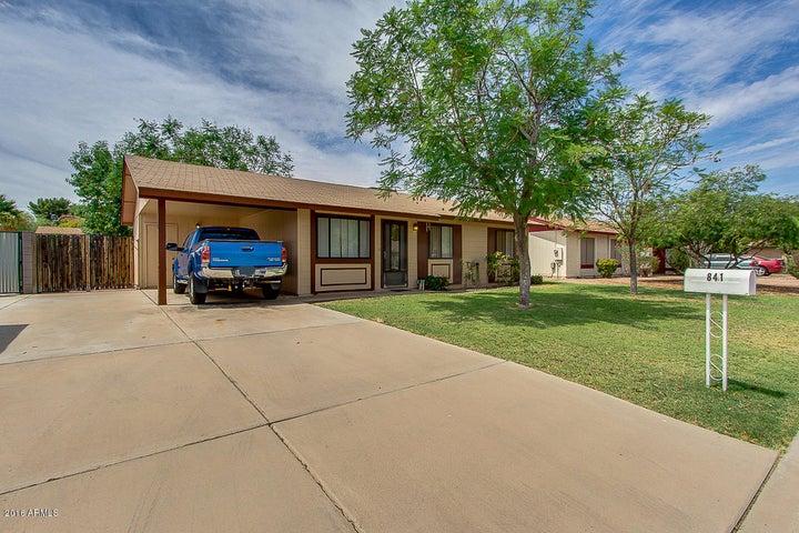 841 W WATSON Drive, Tempe, AZ 85283