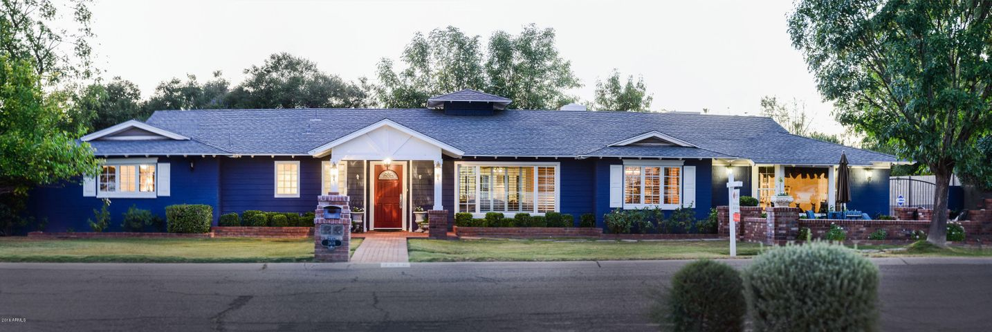 *Welcome Home ~ A traditional Arcadia Ranch Home*