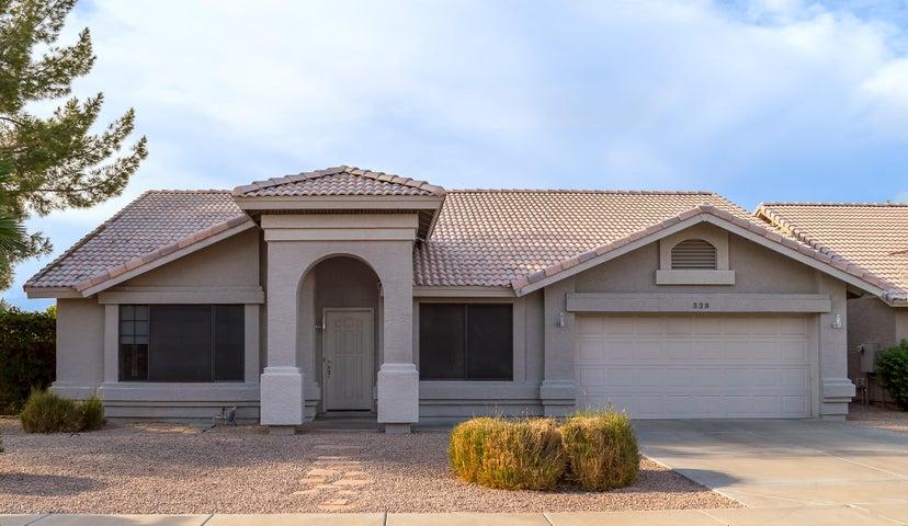 538 W Century Avenue, Gilbert, AZ 85233