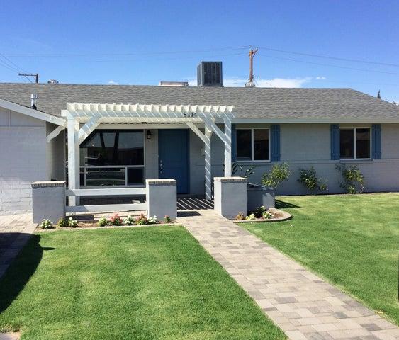 8114 E PALM Lane, Scottsdale, AZ 85257
