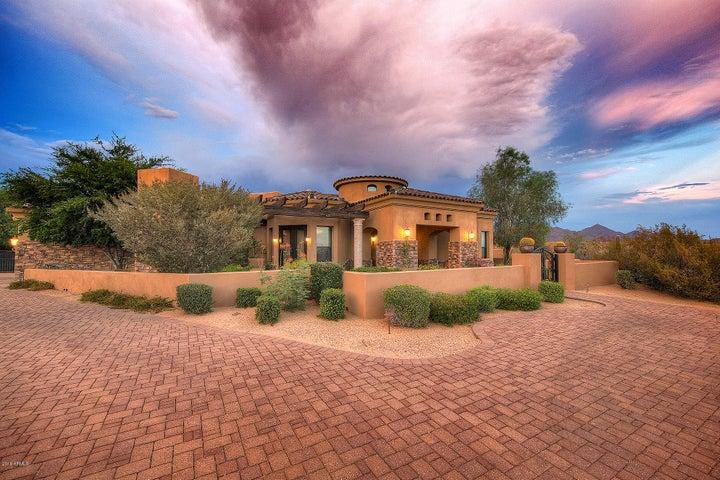 8736 E OVERLOOK Drive, Scottsdale, AZ 85255