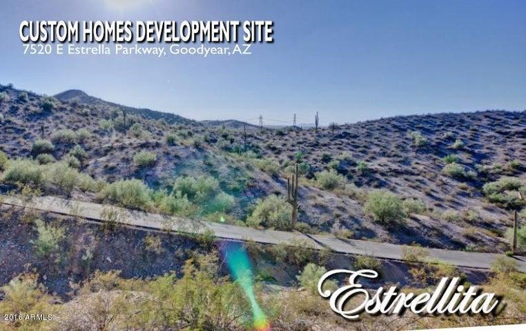 7520 E Estrella Parkway, -, Goodyear, AZ 85338