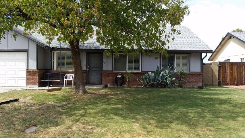 210 W JUANITA Avenue, Gilbert, AZ 85233