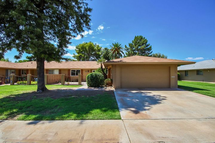 10203 W FORRESTER Drive, Sun City, AZ 85351