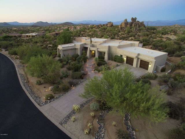 11448 E Troon Mountain Drive, Scottsdale, AZ 85255
