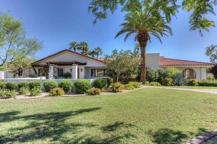 6802 E VALLEY VISTA Lane, Paradise Valley, AZ 85253