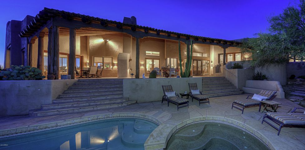 Stunning Patio & Pool area with over 2600 Square Feet of Covered Patio +