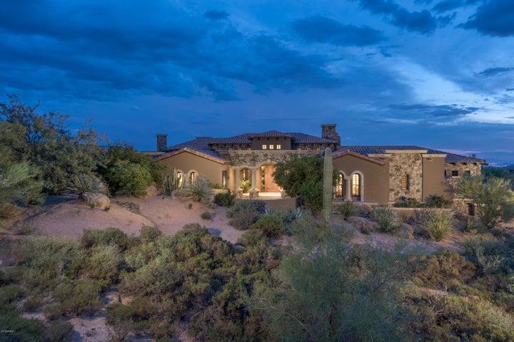 10767 E Falling Star Drive, Scottsdale, AZ 85262
