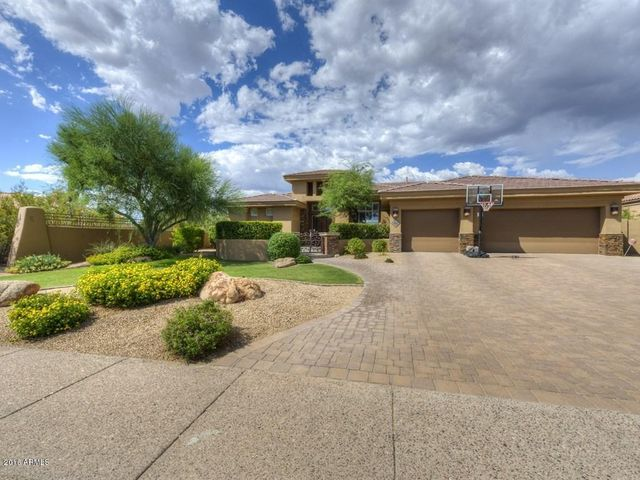 7764 E OVERLOOK Drive, Scottsdale, AZ 85255