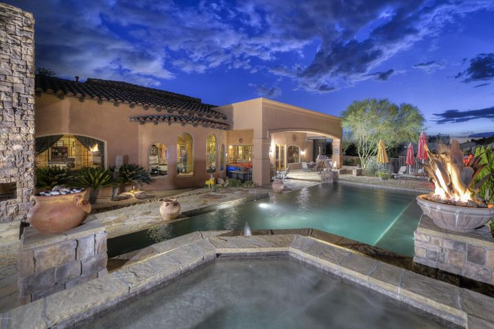 10822 E TROON NORTH Drive, Scottsdale, AZ 85262