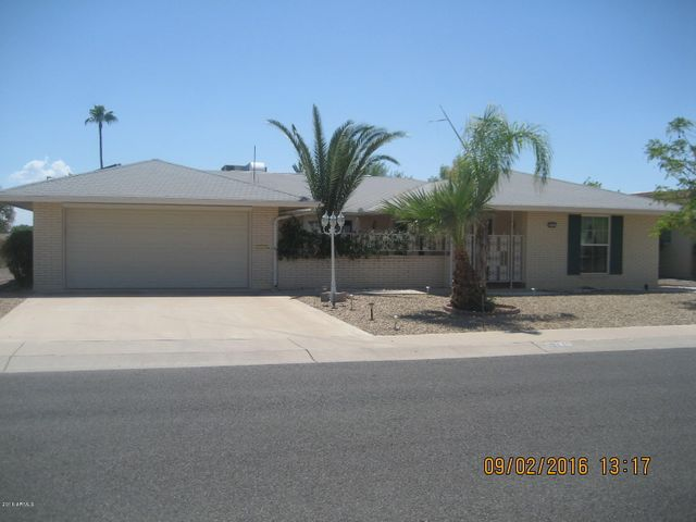 10751 W WHITE MOUNTAIN Road, Sun City, AZ 85351