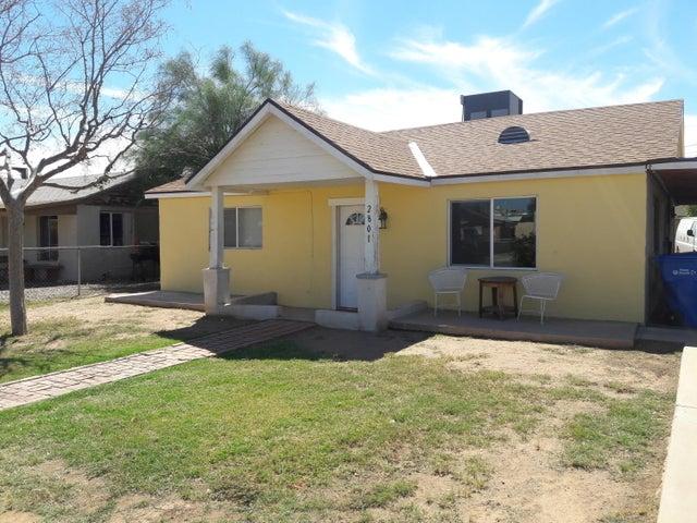 2801 E MONROE Street, Phoenix, AZ 85034