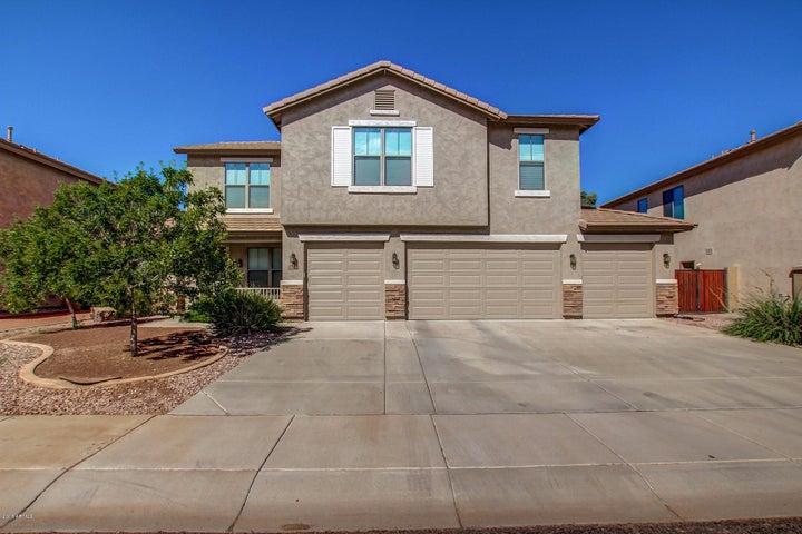 2538 W GOLDMINE MOUNTAIN Drive, Queen Creek, AZ 85142