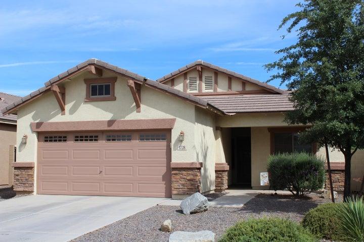 1728 W CORRIENTE Drive, Queen Creek, AZ 85142