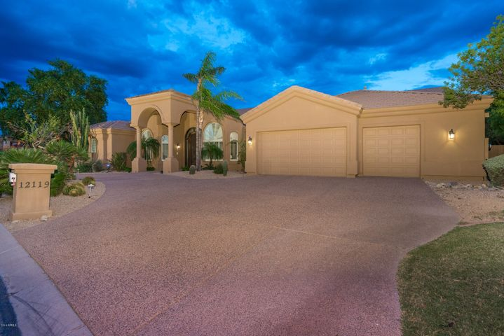 Welcome Home. Over 4300 sq ft and 3 car garage on a N/S lot.