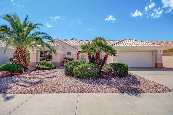 14621 W GUNSIGHT Drive, Sun City West, AZ 85375
