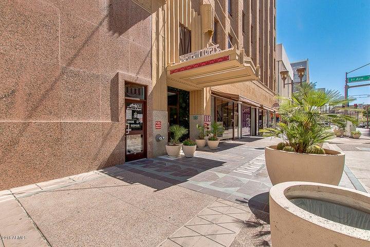 114 W ADAMS Street, 206, Phoenix, AZ 85003