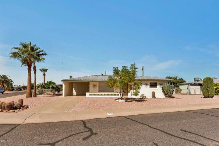 5526 E CASPER Road, Mesa, AZ 85205